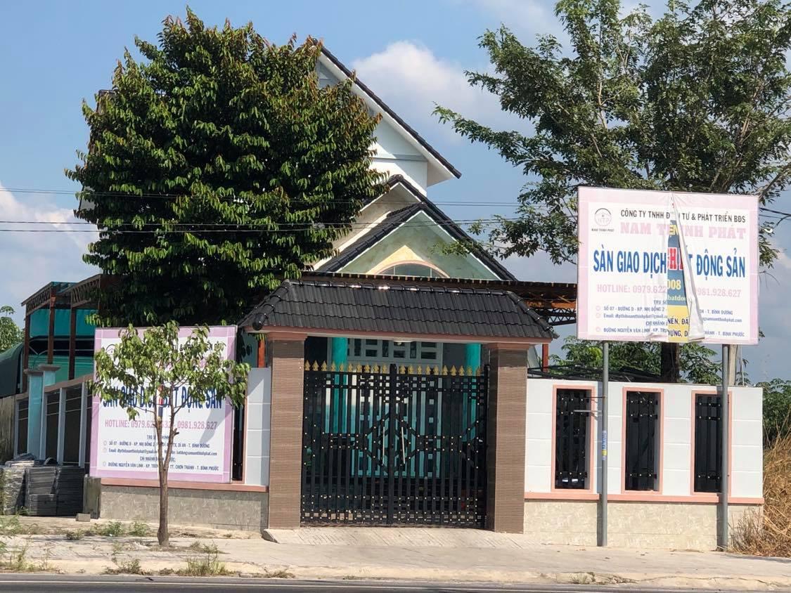 """Công ty Nam Thịnh Phát bán dự án """"ma"""" tại Bình Phước?"""