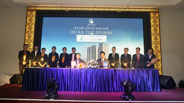 Bình Dương: Xây dựng không phép, chủ đầu đầu tư Dự án The Rivana bị xử phạt