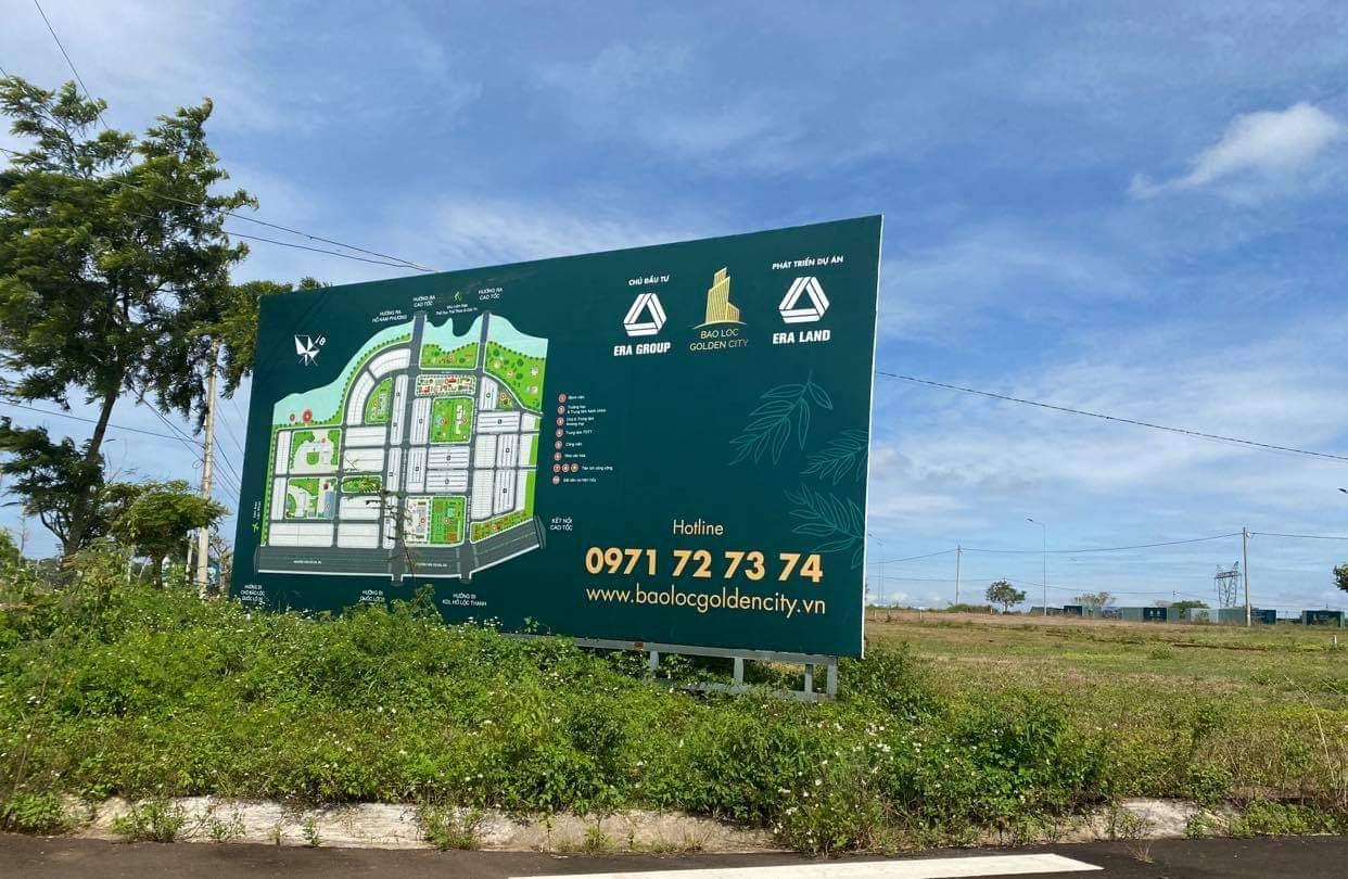 Lâm Đồng: Bao giờ xoá sổ sạch tình trạng tự xưng dự án rao bán rầm rộ, tràn lan tại TP. Bảo Lộc?