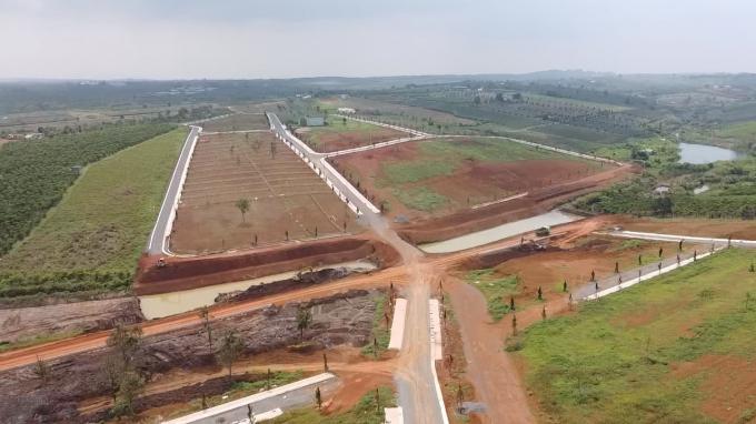 Lâm Đồng: Để phân lô bán nền tràn lan, 3 cán bộ bị tạm đình chỉ công tác