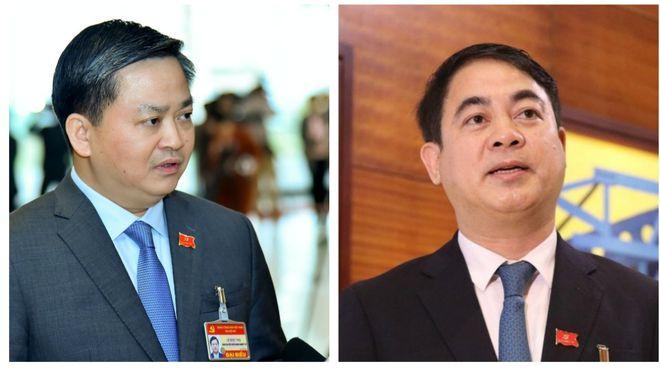 2 chủ tịch ngân hàng 'tỉ USD' vừa trúng Ban Chấp hành T.Ư khoá XIII là ai?