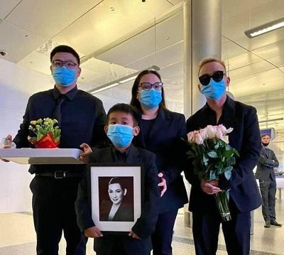 Quách Tuấn Du công khai ảnh chồng của con gái Phi Nhung