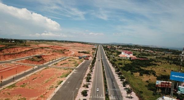 Bình Thuận: Dự án Khu biệt thự Rivera Park chưa có hồ sơ thuê đất thương mại dịch vụ