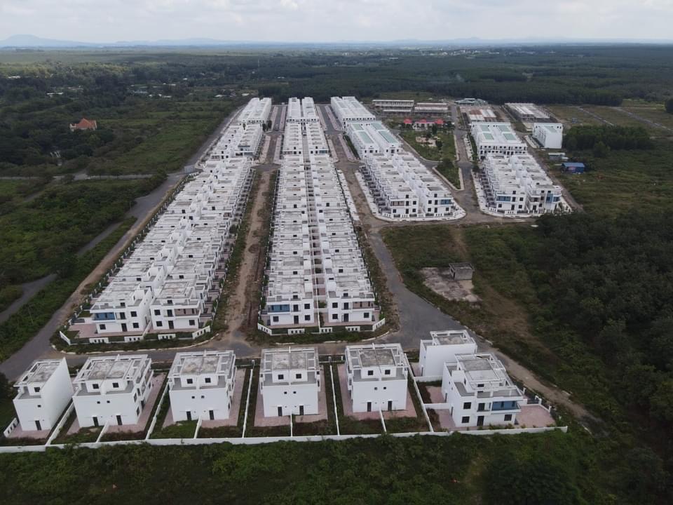 Thanh tra toàn diện dự án gần 500 căn biệt thự, nhà liền kề xây không phép của  Công ty LDG