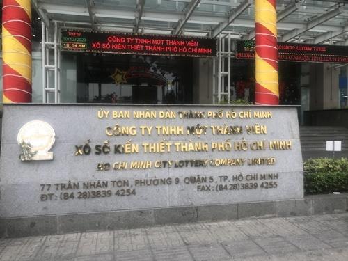 Thanh tra công bố hàng loạt sai phạm tại Công ty Xổ số TP Hồ Chí Minh