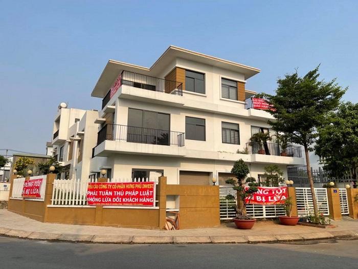 Cư dân Khu nhà ở Thăng Long Home – Hưng Phú ngán ngẩm với chủ đầu tư Hưng Phú Invest