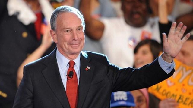 Bí quyết trở thành tỷ phú của Micheal Bloomberg: Ngủ muộn, dậy sớm và tắm ít
