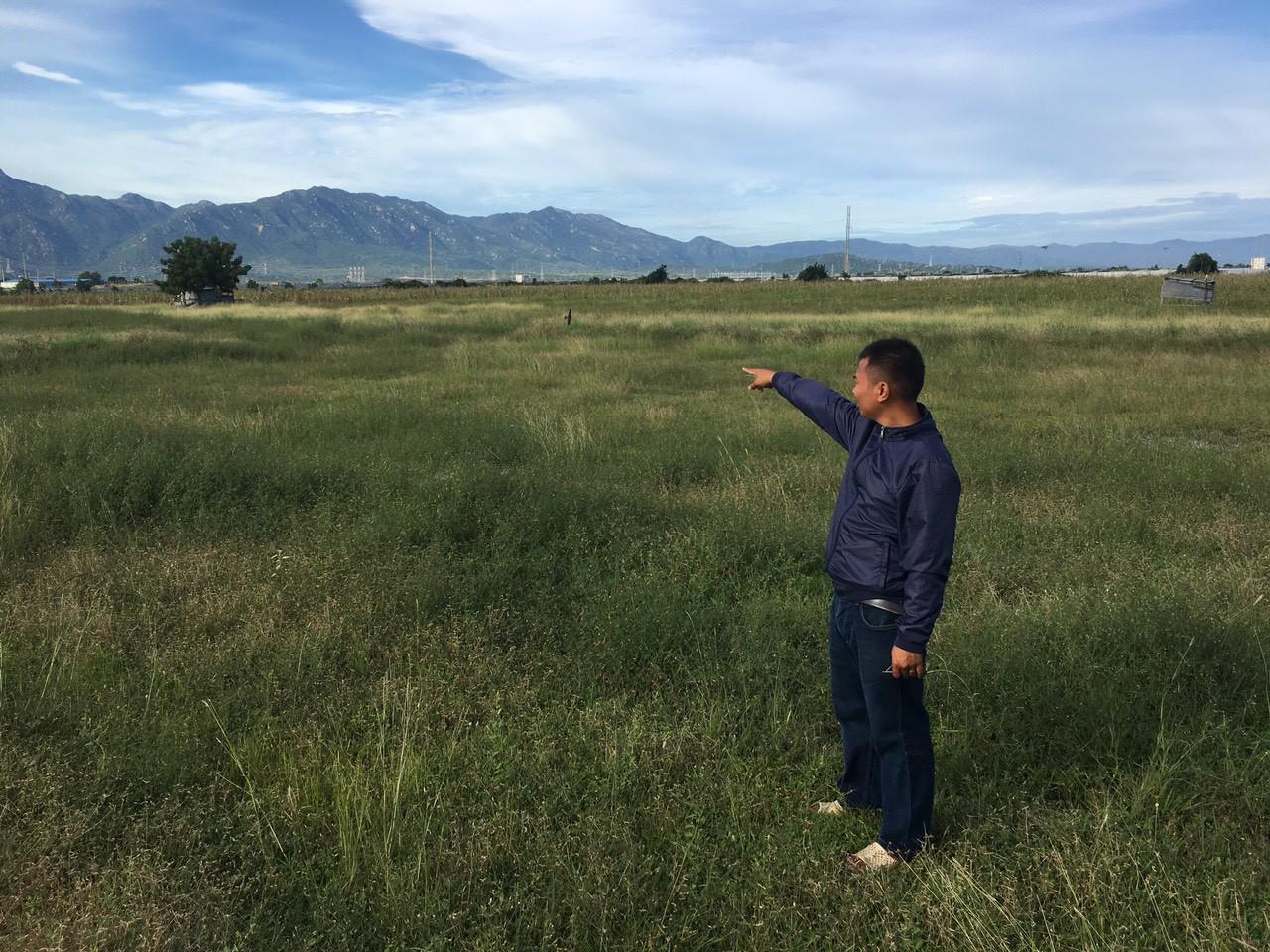 Một gia đình ở Ninh Thuận bị đánh, chém – Bài 2: Công ty điện mặt trời bị tố chiếm đất của dân