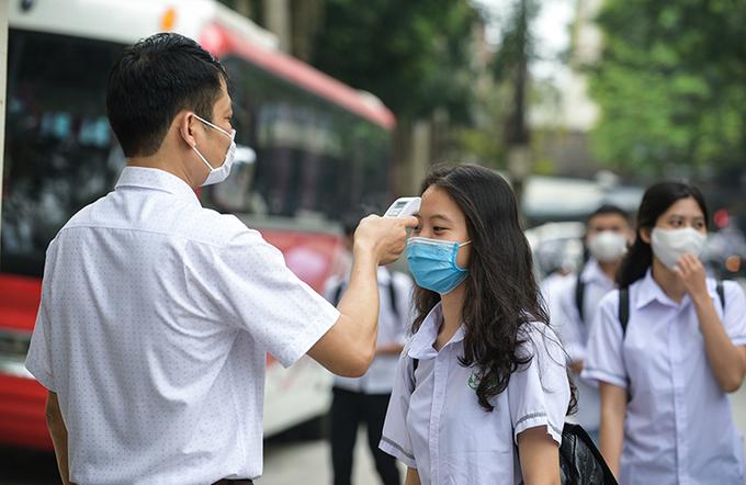 13 tỉnh cho học sinh đi học trở lại từ ngày 22/2