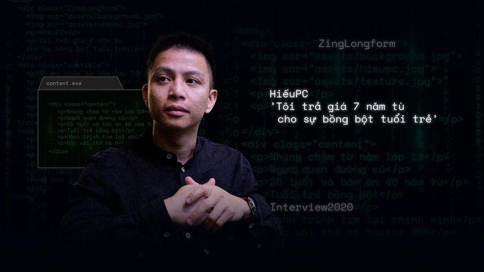 HiêúPC: Tôi từng nói chuyện với Anonymous, họ không giống trên phim