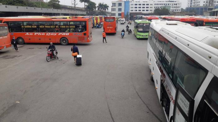 Hà Nội: Bến xe lưu trữ thông tin hành khách tối thiểu 21 ngày