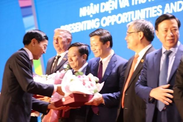 Giải Rồng vàng năm 2021: Vinh danh 10 doanh nghiệp FDI lớn mạnh