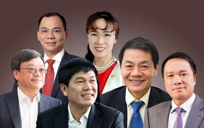 Sở hữu khối tài sản tỷ USD, 6 tỷ phú giàu nhất Việt Nam đi làm hưởng lương tháng bao nhiêu?