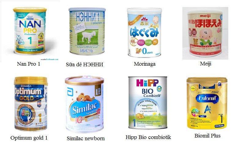 Thực hư câu chuyện sữa bột gây ung thư