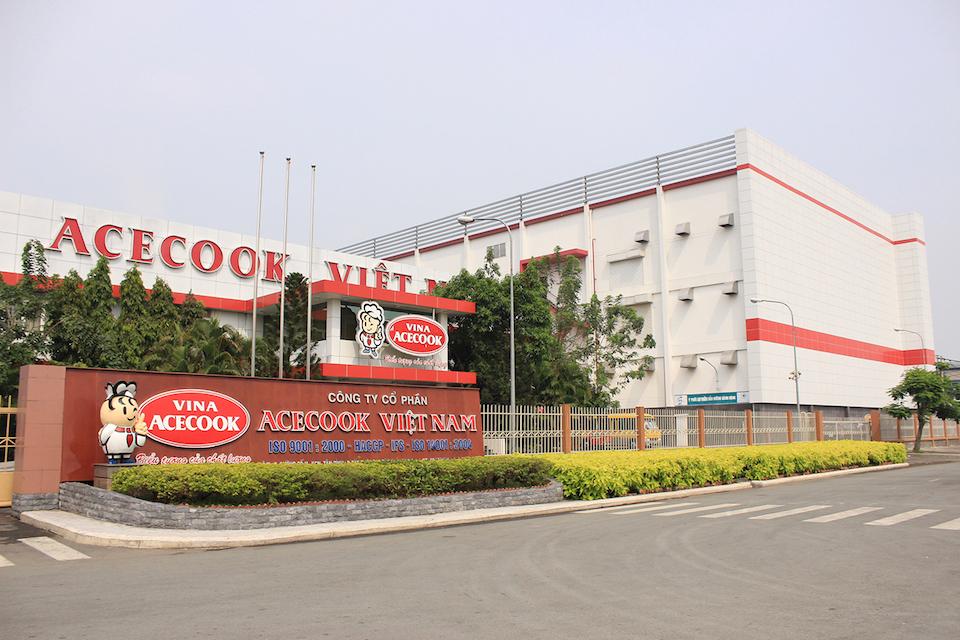 Sản phẩm của Acecook Việt Nam bị thu hồi ở Hàn Quốc: Nguyên liệu gia vị thô chứa chất gây ung thư!