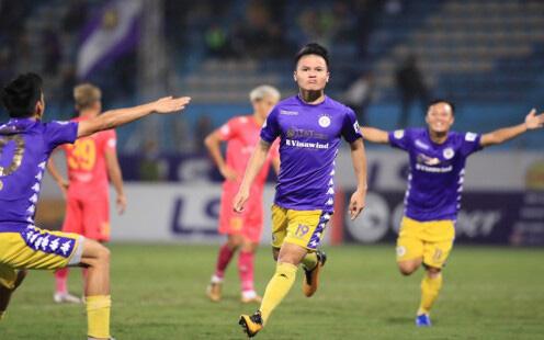 Quang Hải, Công Phượng lọt top 10 siêu phẩm bóng đá Việt 2020