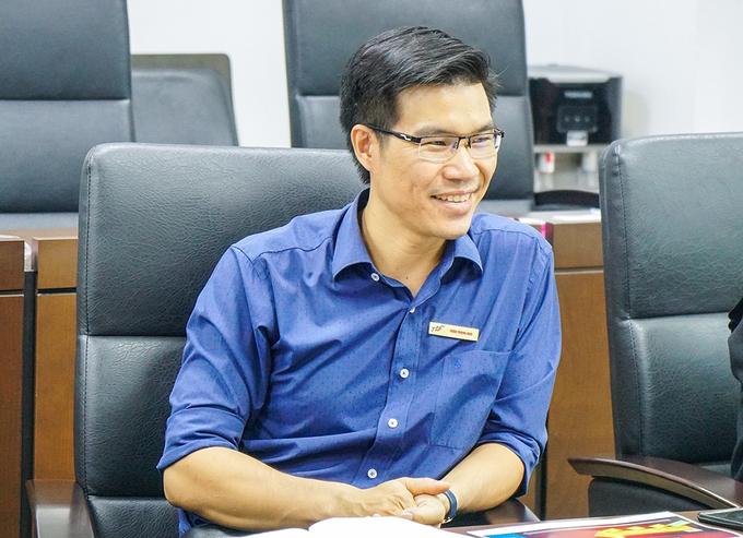 Đại học Tôn Đức Thắng có quyền hiệu trưởng 40 tuổi